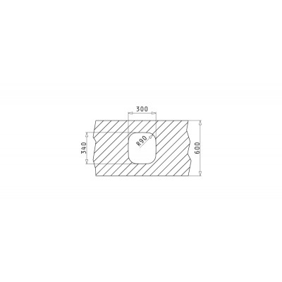 Мивка IRIS (30x34) 1B - PYRAMIS - Цена: 96.00 лв.