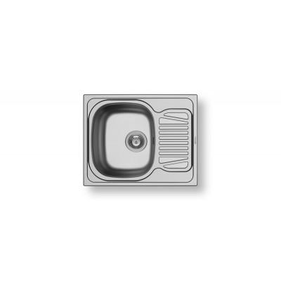 Мивка SPARTA (62x50) 1B 1D - PYRAMIS - Цена: 99.90 лв.