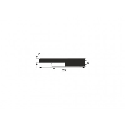 ПВЦ Стъклодържач - MESAN - Цена: 0.12 лв.