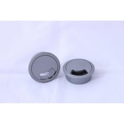 Преход за кабел Ø60 - Пластмасов - Цена: 0.72 лв.