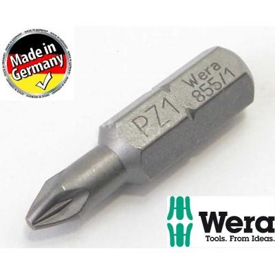 Накрайник PZ1, PZ2 WERA - Germany - Цена: 1.20 лв.