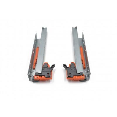 Пуш водач с долен монтаж 3D за 18 мм - D`CONTI - Цена: 18.00 лв.