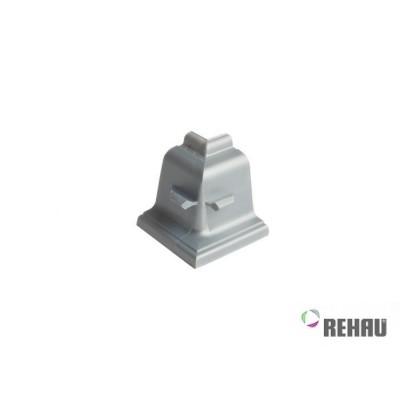 Вътрешен ъгъл за водобранна лайсна - REHAU 127 - Цена: 0.90 лв.