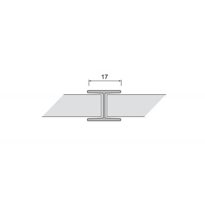 Съединител за цокъл, алуминий, 180 градуса - VOLPATO ITALY - Цена: 1.26 лв.