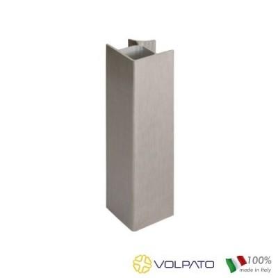 Ъгъл за цокъл,H = 120мм, 90 градуса - VOLPATO ITALY - Цена: 1.44 лв.