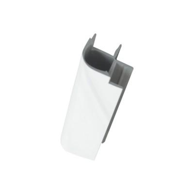 PVC променлив ъгъл за цокъл, H = 100 мм - VOLPATO ITALY - Цена: 1.08 лв.