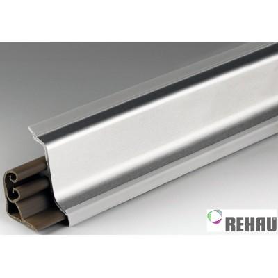 Алуминиева водобранна лайсна - REHAU 127 - Цена: 42.00 лв.