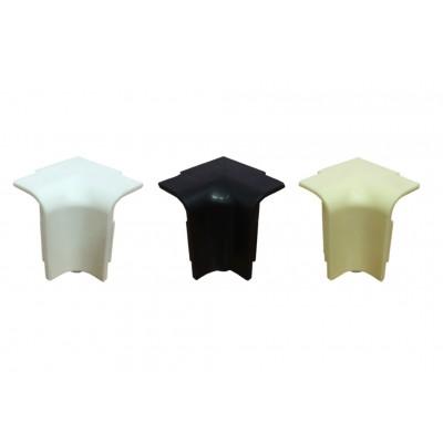 ПВЦ вътрешен ъгъл за пвц плосък водобран мини - гланц - Цена: 0.24 лв.
