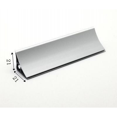 Водобранна лайсна - Алуминий, 3 метра - Цена: 15.00 лв.