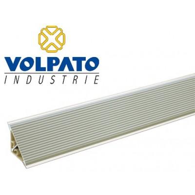 Алуминиева вдобранна лайсна триъгълна,рипс - VOLPATO ITALY - Цена: 32.40 лв.