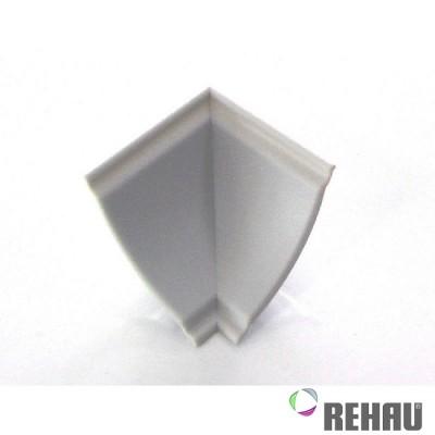 Ъгли и тапи за водозащитна лайсна вдлъбата REHAU - 116 - Цена: 0.36 лв.